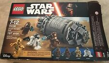LEGO Star Wars 75136 Droid Escape Pod in Box w instructions PARTIAL SET