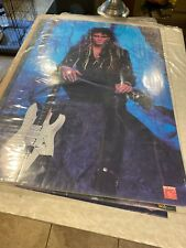 Steve Vai Passion And Warfare Promo Poster 36/24