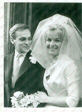 1961 London Lisa Gaston and Constantine MANOS after their wedding * Photos 15x20