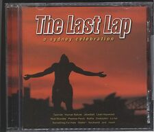 The Last Lap A Sydney Celebration CD Whitlams Kaylan Human Nature rare cd