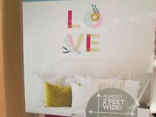New Box for Sale - DCWV wall decals (assembled size 20.65 in x 24.18 in )