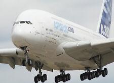 AIRBUS A380 AIRCRAFT POSTER STYLE B 26x36 HI RES