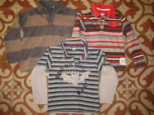Lot 3 polo SERGENT MAJOR + ORCHESTRA Bon Etat taille 8 / 9 ans