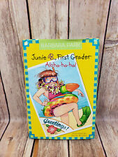 Junie B., First Grader: Aloha-ha-ha! By Barbara Parr Hardcover Childrens Book