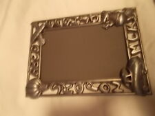 Childrens Alphabet 4X6 Metal Picture Frame -Abcd