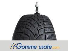 Gomme Usate Dunlop 225/55 R17 97H Sp Winter Sport 3D AO M+S (65%) pneumatici usa