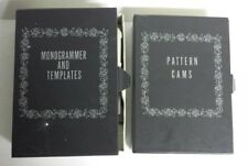 Vintage Sewing Kenmore Monogrammer and Templates + Pattern Cams - Free Shipping!