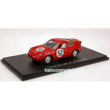 ABARTH FIAT 700 S N.52 Le Mans 1962 1:43 Spark Model Auto Competizione Die Cast