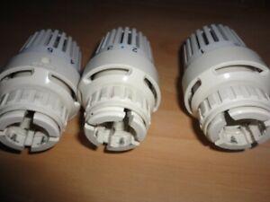 3 tète thermostatique radiateur oventrop