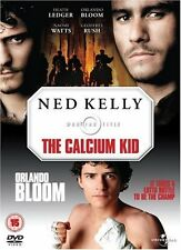 Ned Kelly/The Calcium Kid (DVD, 2008, 2-Disc Set, Box Set) NEW AND SEALED - UK