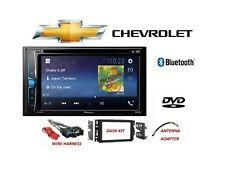 IMPALA EQUINOX TRAVERSE 2006-2015 CHEVROLET Stereo DVD TOUCHSCREEN BLUETOOTH Kit