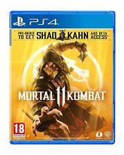 Mortal Kombat 11 (PlayStation 4)