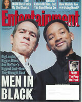 TOMMY LEE JONES MIB The Who JOHN ENTWISTLE Will Smith ASHANTI 2002 EW magazine