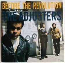 THE ADJUSTERS - BEFORE THE REVOLUTION- CD SKA  REGGAE 2TONE SOUL MOTOWN