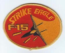F-15 STRIKE EAGLE patch