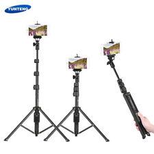 YUNTENG VCT-1688 2 in1 Tripod Monopod Stand + Remote F Smartphone, DSLR Camera
