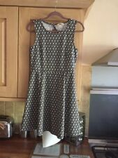 Fashionable And Cute H&M Aline Dress Size M with Open Back