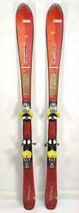 2006 Dynastar Exclusive Legend Orange Women's Skis 152cm Salomon S 810 Bindings