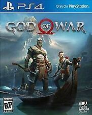 God of War (Sony PlayStation 4, 2018)
