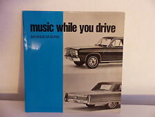 Music while you drive Disque PUB SIMCA Photo voiture