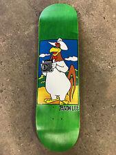 "Prime Heritage Jason Lee Foghorn Leghorn Skateboard Deck Hand Screened 8.5"""