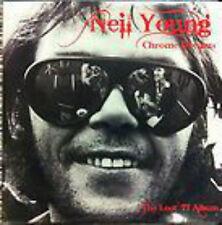 "NEIL YOUNG'S CHROME DREAMS ""LOST '77 ALBUM"", New/Unplayed WHITE VINYL Import LP"