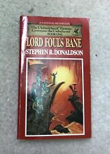 The Lord Foul's Bane (The Chronicles of Thomas Book by Stephen R. Donaldson