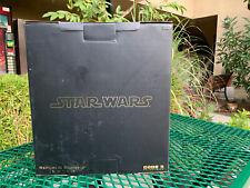 STAR WARS REPUBLIC GUNSHIP CODE 3 LIMITED EDITION W/ BOX 918/2500 EP 2 w/ COA