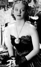 Bette Davis vintage Hollywood Film Beauty glossy A5 photo print