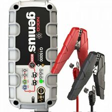 Noco Boost PLUS+ Car Smart Battery Charger & Jump Start - 15 Amp 12/24 Volt -