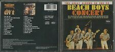 Concert 64/Live in London 69 The Beach Boys Two On One CD
