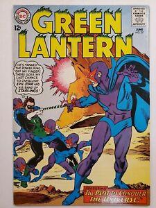 Green Lantern #37 DC Comics 1965 Sharp Copy! Silver Age DEAL!