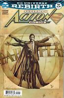 ACTION COMICS #964 DC Comics REBIRTH SUPERMAN COVER B VARIANT 1ST PRINT