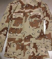 "US Army ;  Desert Jacket 6 Color ; ""S-Long""; DLA .."