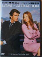 Laws of Attraction (DVD, 2004)Julianne Moore Pierce Brosnan