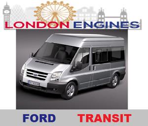 Ford Transit Engine 2.2 TDCI 2008-2012 SRFA SRFB SRFC SRFD SRFE Supply & Fit