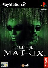 Enter The Matrix PS2 (Playstation 2) - Envío Gratis-Vendedor de Reino Unido