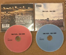 OASIS - TIME FLIES... 1994-2009 Double CD FREE POSTAGE!