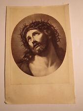 Guido Reni - Ecce homo - Jesus mit Dornenkrone - Kunstbild / CDV
