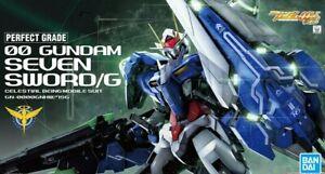 Gundam 00 Seven Sword/G Model Perfect Grade Model Assembly Kit Pg - 1/60 Bandai
