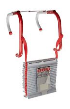 Kidde Three Story Fire Escape Ladder with Anti-Slip Rungs 25 Foot Model # Kl-2S