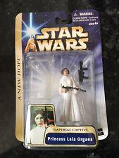 "Hasbro Star Wars Imperial Captive ""Princess Leia Organa""  Figure NIB"