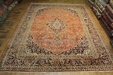 An Outstanding Hand Made Traditional Persian Kashan Carpet  395 x 300 cm