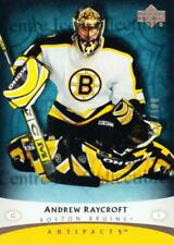 2005-06 UD Artifacts Pewter #7 Andrew Raycroft