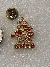 Netherlands Dutch National Soccer Football Team Lapel Pin Free Ship in Usa