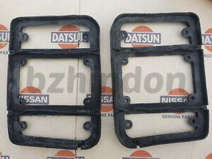 RH & LH rear lamp gaskets packing Genuine Datsun Nissan 1200 sunny truck B120