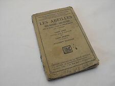 Les Abeilles Leur histoire Leur culture Abbé Sagot Abbé Delépine 1919 livre