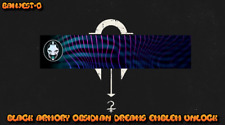 Destiny 2 - Obsidian Dreams Emblem Unlock