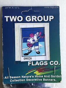 Two Group Flags Co 09026 Hockey Indoor Outdoor Decorative Flag