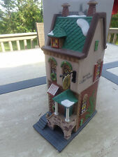 Dept 56 ~ Spring St Coffee House ~ 58807 in orig box